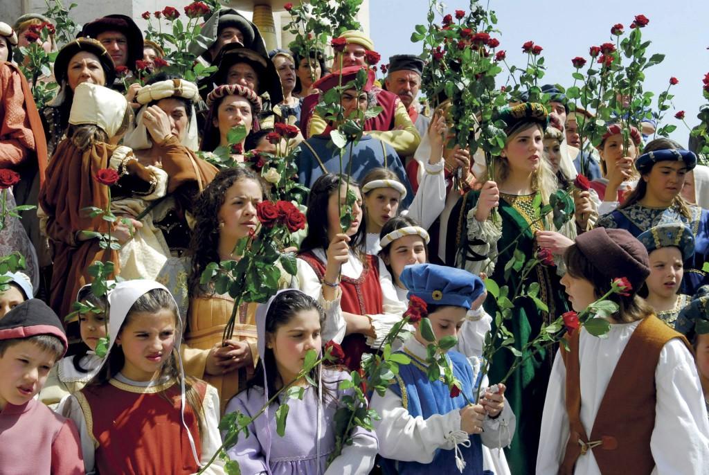 slávnosť sv. Rity v Casci