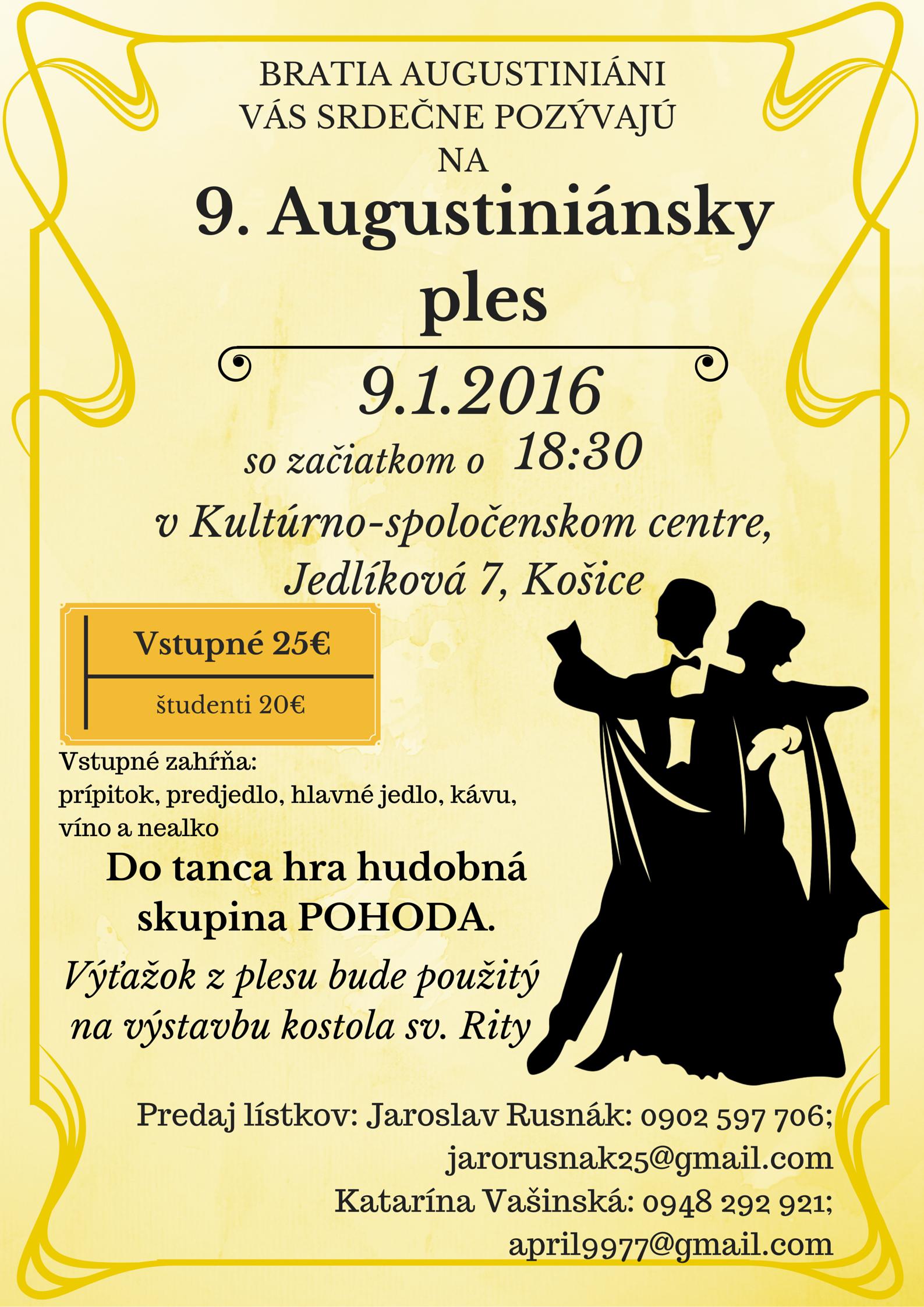 pozvanka2015 ples