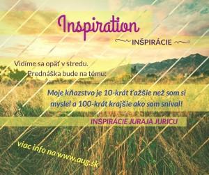 inspiracie Jurica