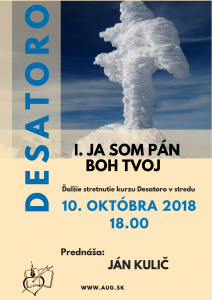 Desatoro – I.