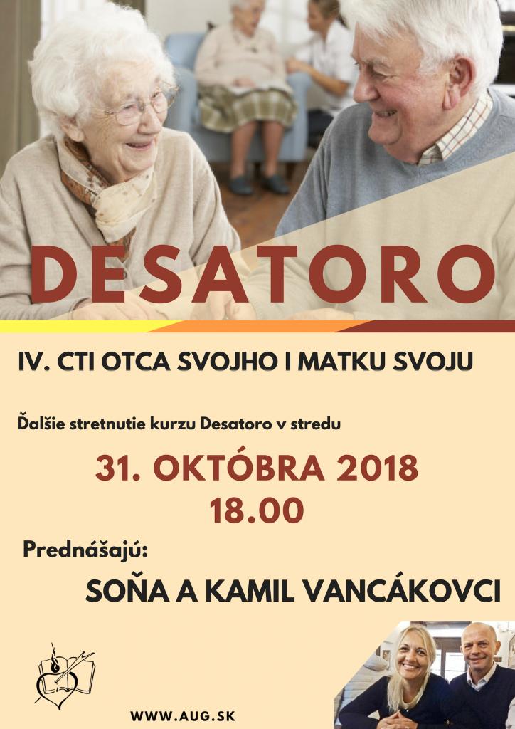 Desatoro - IV.