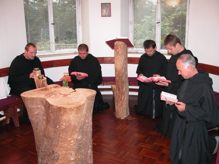 Týždeň v kláštore sv. Augustína