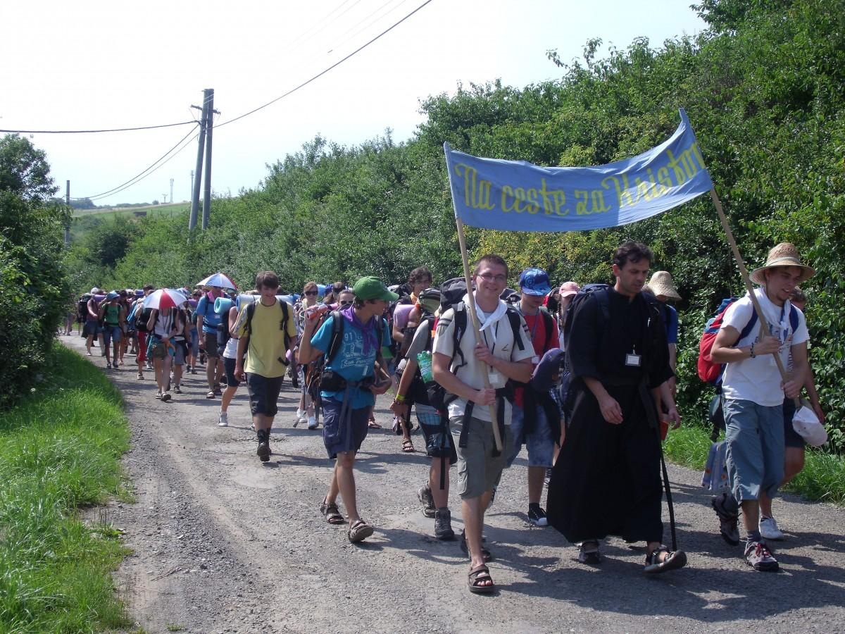 Púť Prešov - Gaboltov 2013