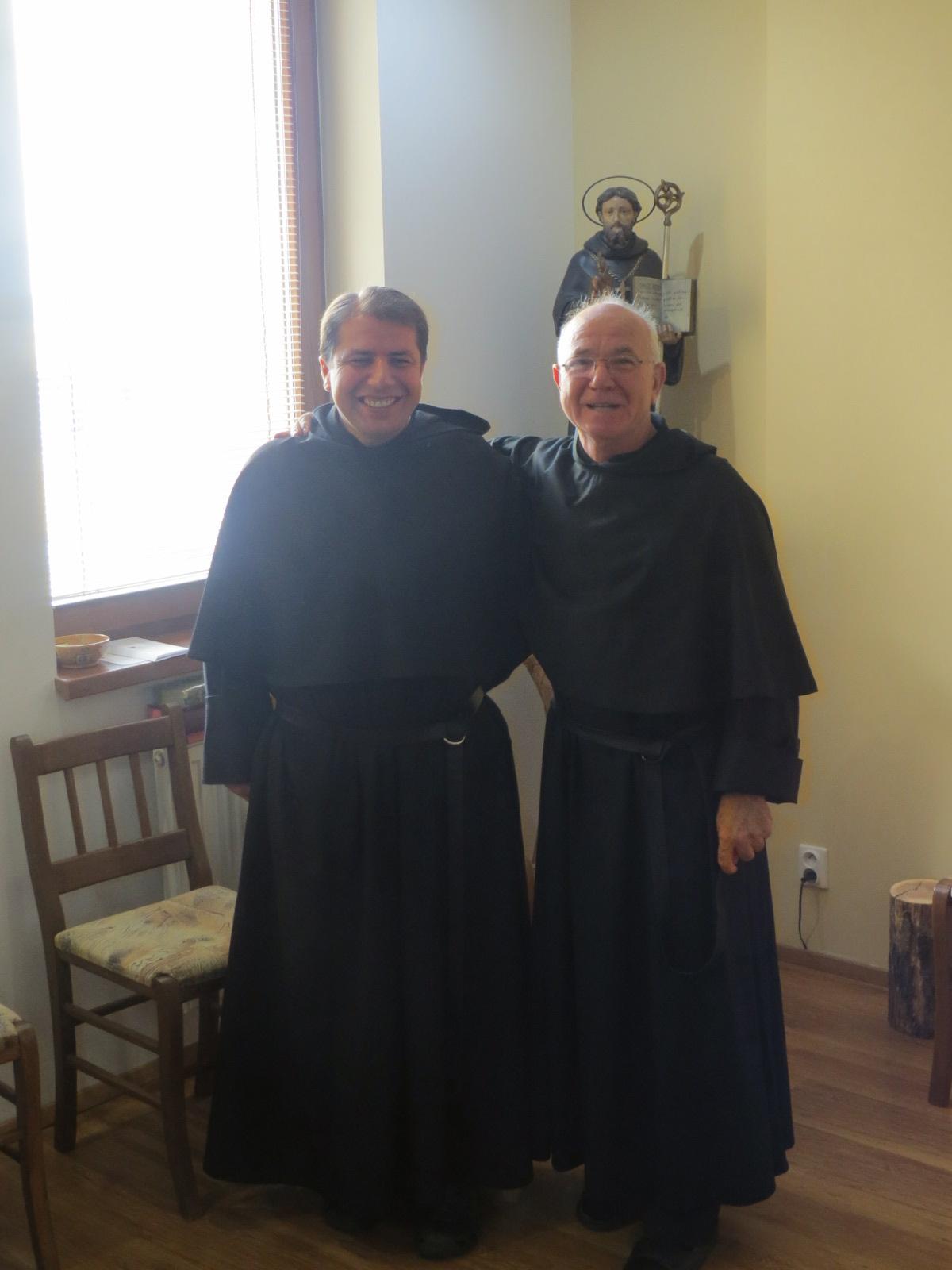 Nový duchovný asistent bratstva