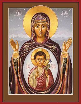 Nepoškvrnené počatie Preblahoslavenej Panny Márie (slávnosť)