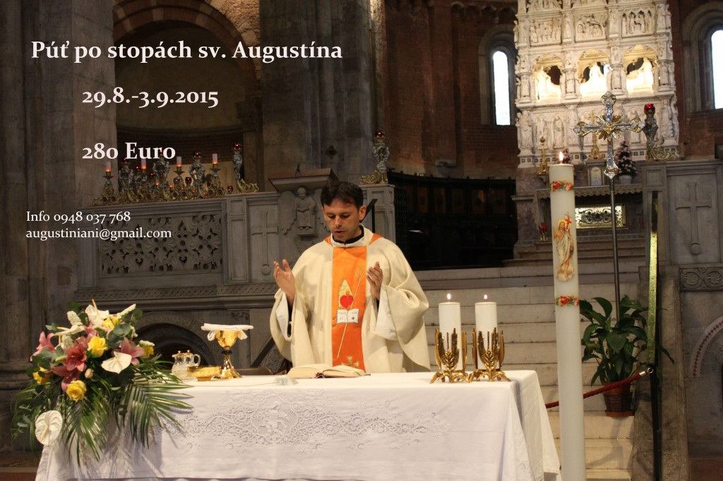 Put po stopach sv. Augustina