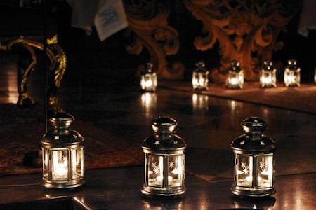 Roráty v kostole sv. Rity