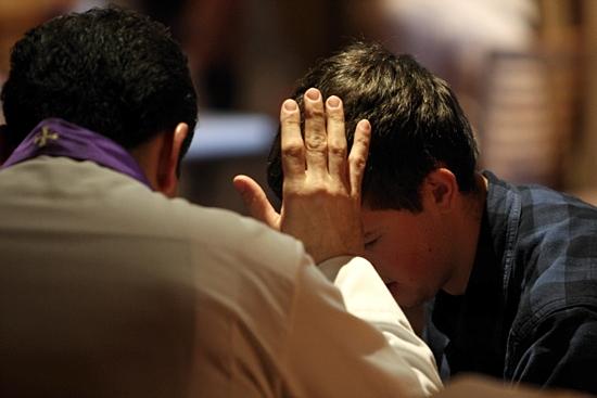 Sv. prijímanie a sv. zmierenia
