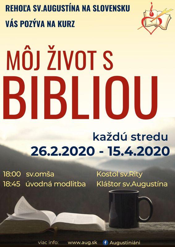 Kurz: Biblia v mojom živote