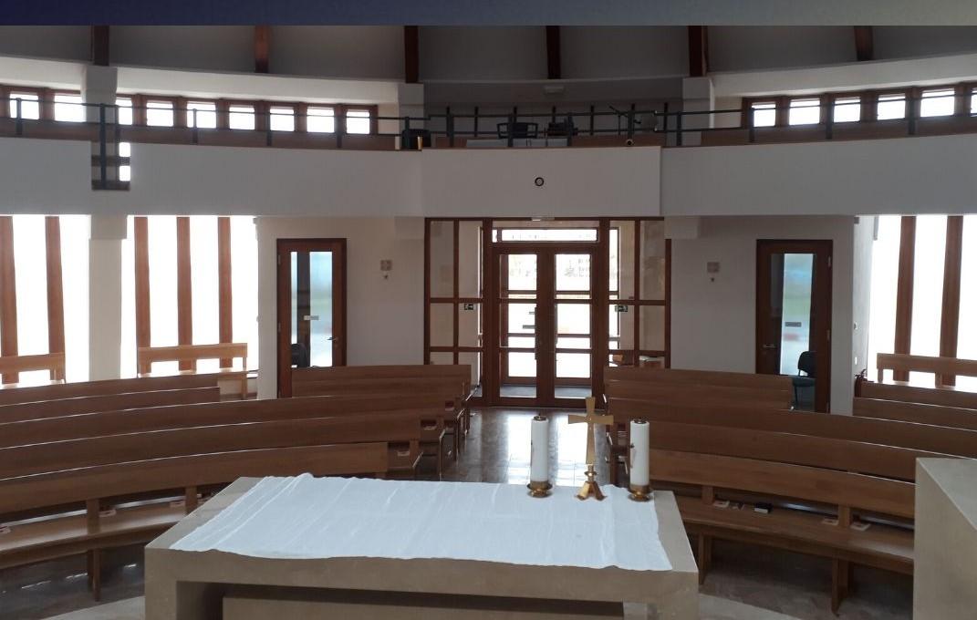 Kostol sv. Rity otvorený na modlitbu