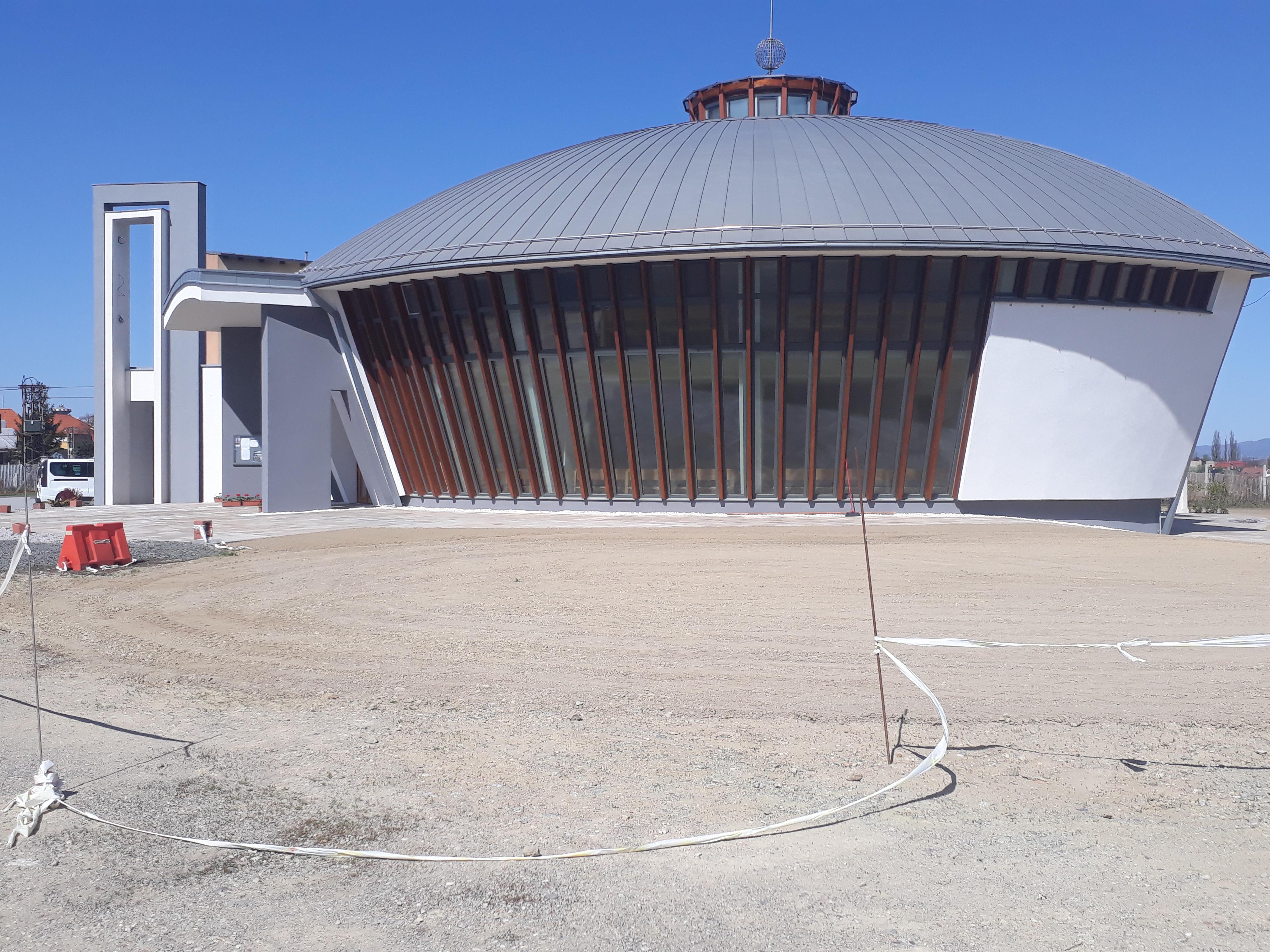 Sv. omše v kostole sv. Rity