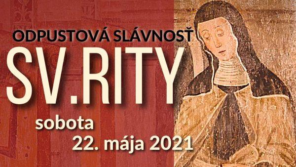 Slávnosť sv. Rity
