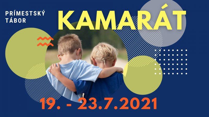 Tábor Kamarát 2021